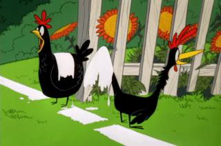 Looney Tunes Episode A Scent Of The Matterhorn