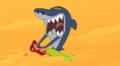 Zig And Sharko Episode Beach Hero