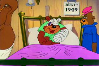 Looney Tunes Episode Bear Feat