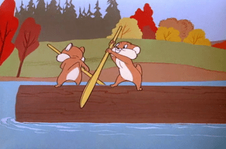Looney Tunes Episode Lumber Jerks