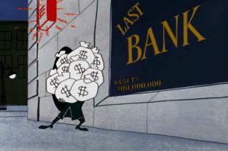 Looney Tunes Episode The Hole Idea