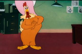 Looney Tunes Episode Curtain Razor