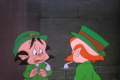 Looney Tunes Episode The Wearing Of The Grin