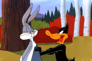 Looney Tunes Episode Rabbit Fire