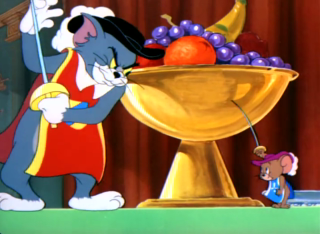 Tom And Jerry Episode The Two Mouseketeers