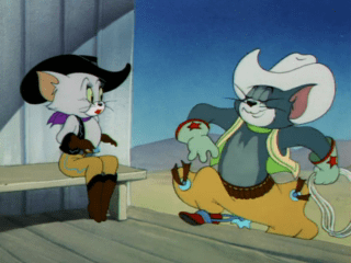 Tom And Jerry Episode Texas Tom