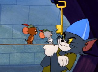 Tom And Jerry Episode Robin Hoodwinked