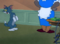 Tom And Jerry Episode Push-Button Kitty