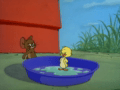 Tom And Jerry Episode Just Ducky