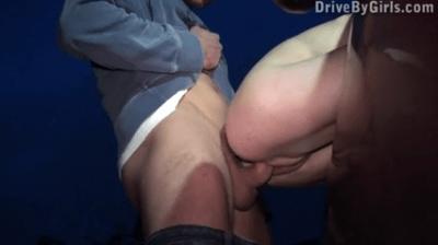 Road blowjob