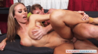 Nailing Busty Neighbor Nicole