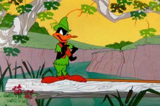 Merrie Melodies Episode Robin Hood Daffy