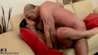 Old Man Fucked A Teen Beauty