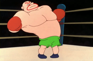 Merrie Melodies Episode Rabbit Punch