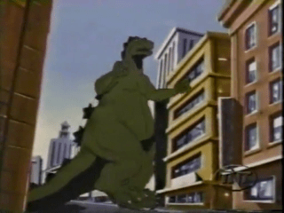 Godzilla Episode The Earth Eater