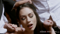 Ariel Watches And Plays With Herself As Arwen Is Getting Double Penetrated