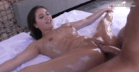 Banging A Bendy Brunette