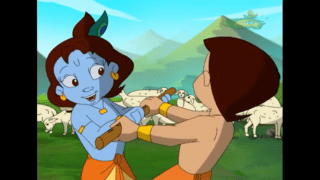 Chhota Bheem Episode Back In Action