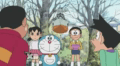 Doraemon Episode All The Way From The Future World / The Mecha Maker