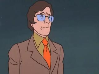 Scooby Doo Episode The Diabolical Disc Demon
