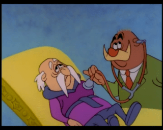 Woody Woodpecker Episode Bats In The Belfry
