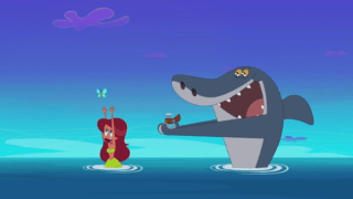 Zig And Sharko Episode The Proposal