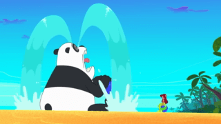 Zig And Sharko Episode An Evil Panda