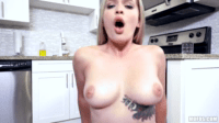 Sneaky Sex In The Kitchen