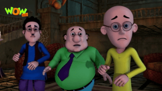 Motu Patlu Episode The Magical Album