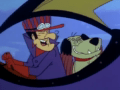 Wacky Races Episode Overseas Hi-Way Race