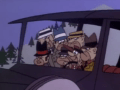 Wacky Races Episode The Ski Resort Road Race