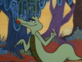 Wacky Races Episode The Super Silly Swamp Sprint