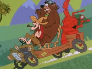 Wacky Races Episode Mish Mash Missouri Dash