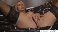 Lingerie Milf Creams Pussy