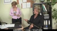 Hot Office Sex With Mature Lady