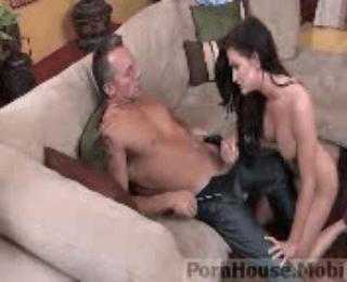 Leggy Kendall Karson Rides Dick After Suck Job