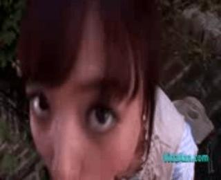 Download vidio bokep Cute Asian Girl Giving Blowjob On Her Knees Facial Outdoor In The Garden mp4 3gp gratis gak ribet