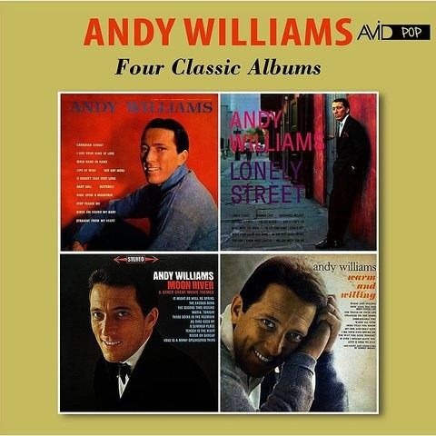 Tender Is The Night (Remastered)[From 'Moon River And Other Great Movie Themes'] MP3 Song Download- Four Classic Albums (Andy Williams / Lonely ...