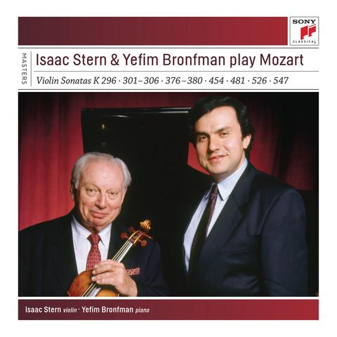 Isaac Stern and Yefim Bronfman Play Mozart Violin Sonatas ...
