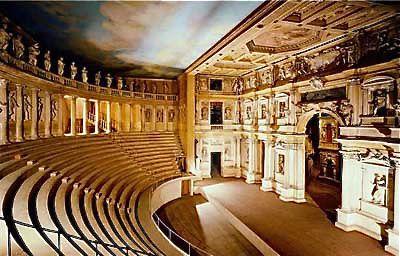 Théâtre de Vicence.