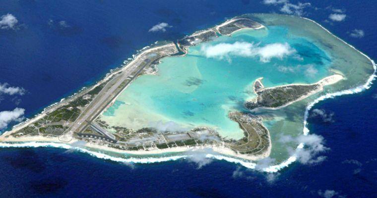 FINDING WAKE ISLAND
