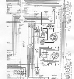 1968 ford car ignition wire diagram [ 1165 x 1581 Pixel ]