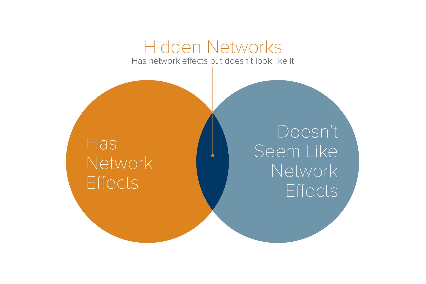 Hidden networks