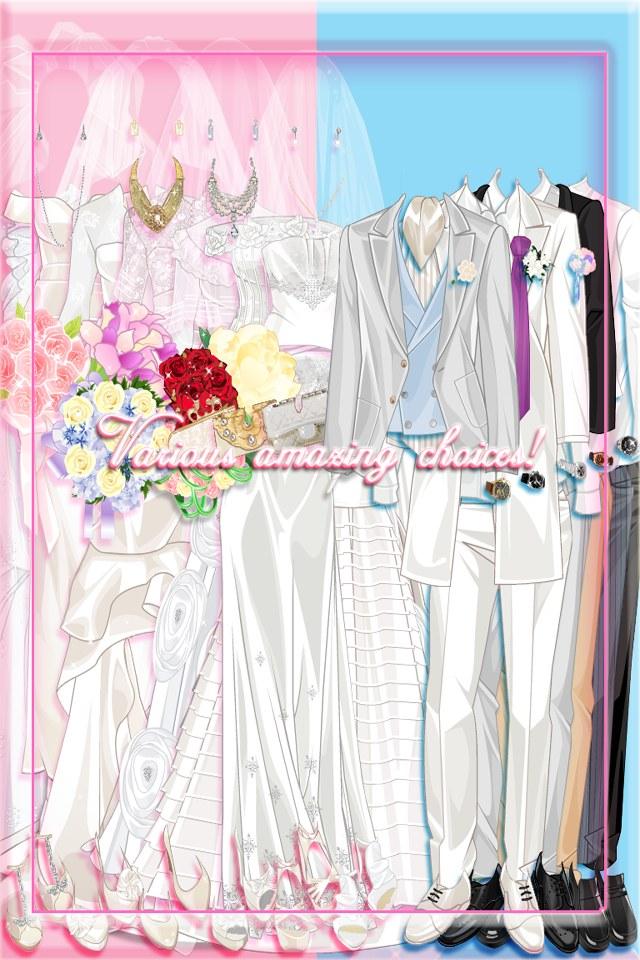 Merida Wedding Dress Up