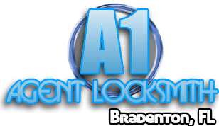 A1 Agent Locksmith Logo