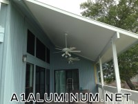 3 Insulated Aluminum Patio Cover on 2nd Story in Baytown ...