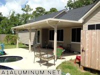 Aluminum Insulated Patio Cover in Baytown  A-1