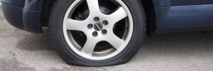 Flat Tire Change - A1A Roadside Assistance of Charlotte
