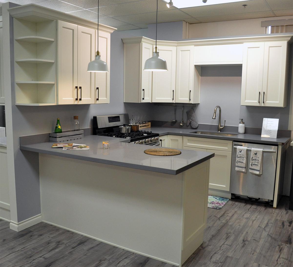 Showroom  A1 Cabinets  Granite