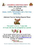 under-7s-christmas-party
